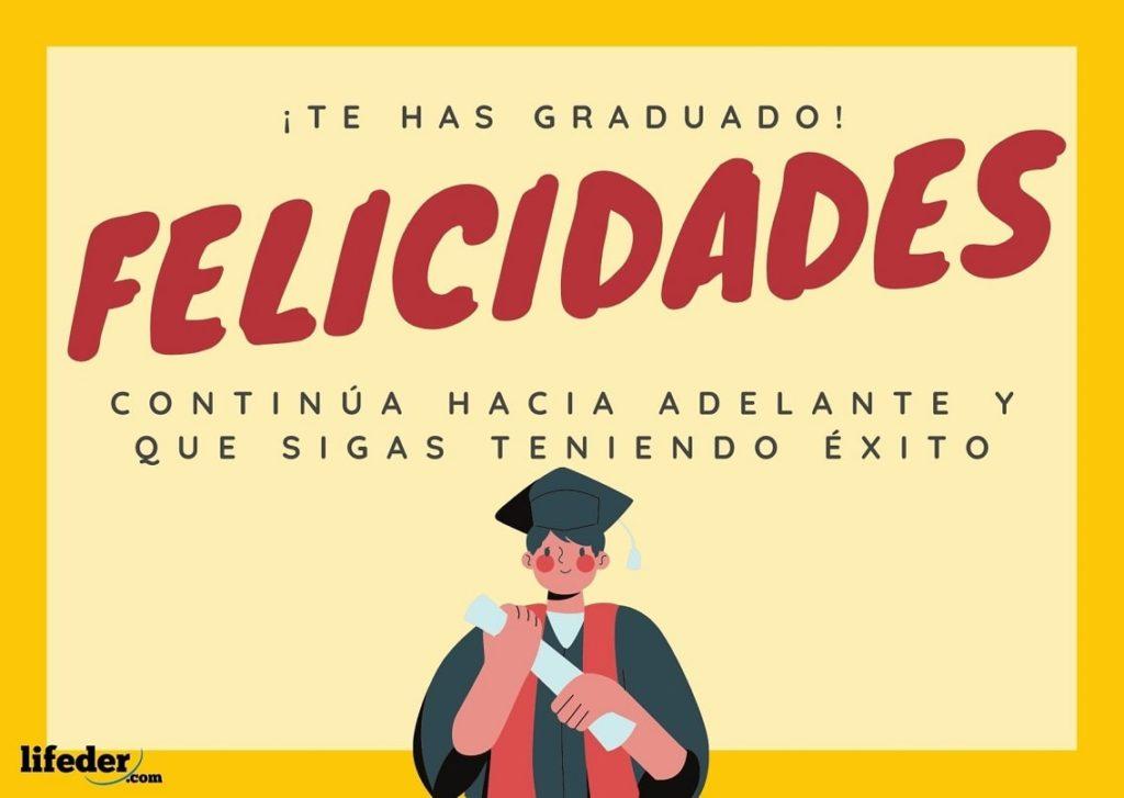 125 Frases De Graduación Inspiracionales Para Felicitar
